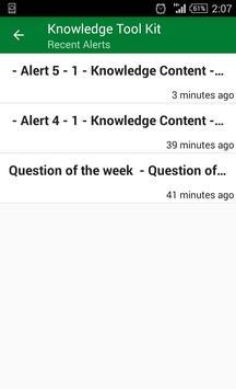 Knowledge Tool Kit screenshot 7
