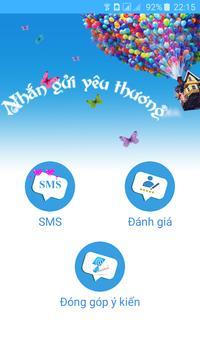 Lời chúc sms hay ý nghĩa poster