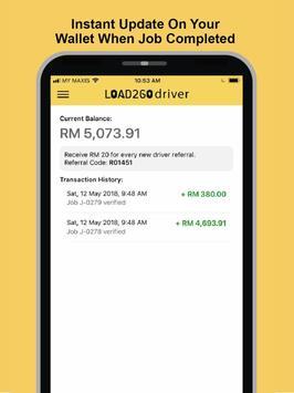 Load2Go Driver screenshot 3