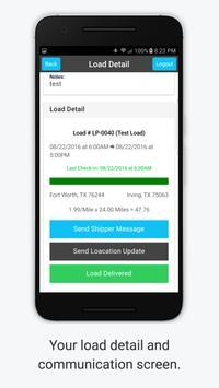 Load Post Drivers Client screenshot 3