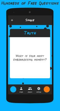 Truth or Dare (Cards) - Adults screenshot 1