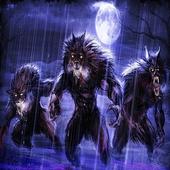 Los hombres lobos indignados icon