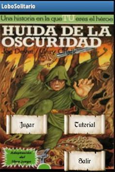 Lobo Solitario poster