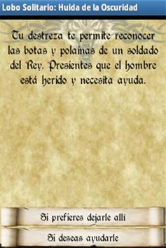 Lobo Solitario screenshot 2
