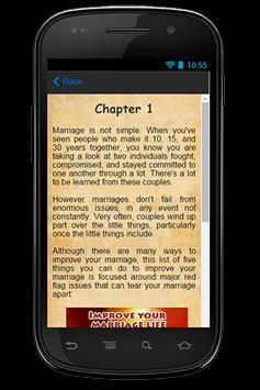 Improve Your Marriage Life Tip apk screenshot