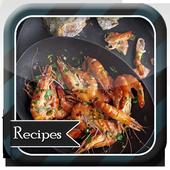 Prawn Recipes icon