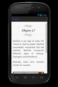 Prawn Recipes apk screenshot