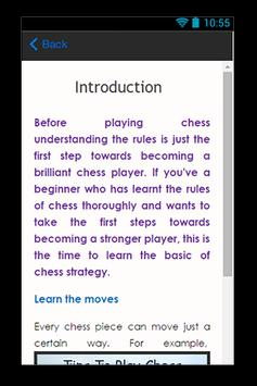 Tips To Play Chess screenshot 2