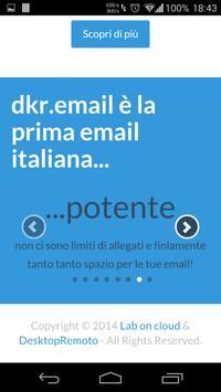 dkr.email Tester apk screenshot