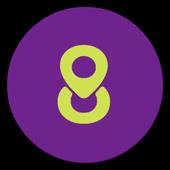 LOC8 icon