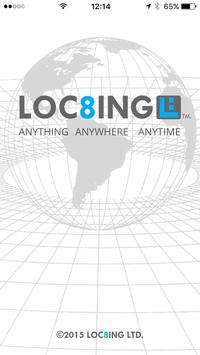 LOC8ING Air Travel Tag apk screenshot