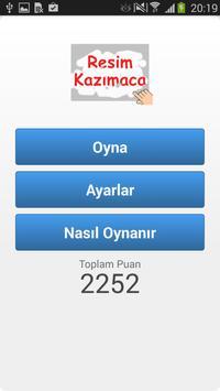 Resim Kazımaca poster