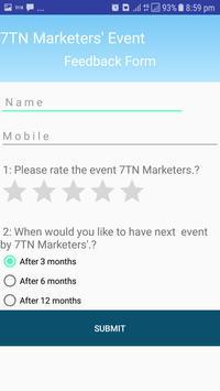 7TN Marketers VIIT screenshot 1