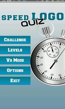 Speed Logo Quiz poster