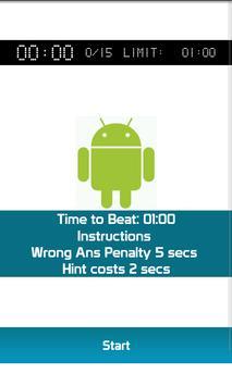 Speed Logo Quiz apk screenshot