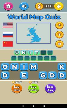 World map quiz fun quizzes for android apk download world map quiz fun quizzes captura de pantalla 8 gumiabroncs Image collections
