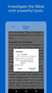 Logos Bible Study apk screenshot