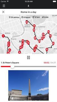 Walks in Rome apk screenshot