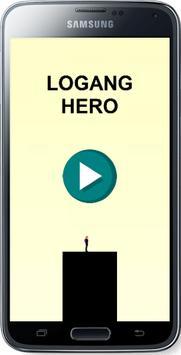 Logang Hero poster