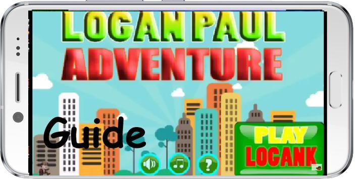 Guide Logan Paul Adventure poster