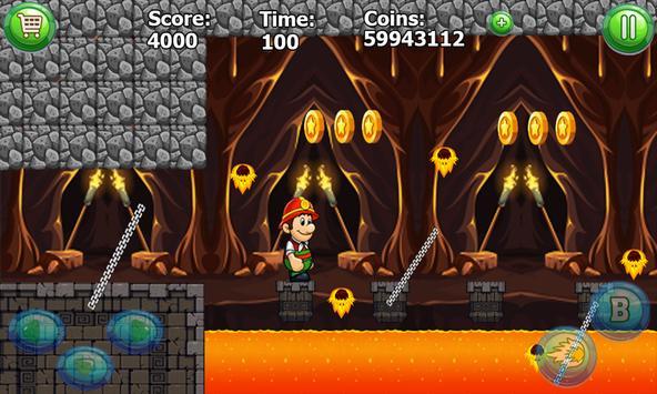 Super Fabio's Adventure screenshot 3