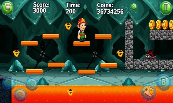 Super Fabio's Adventure screenshot 2