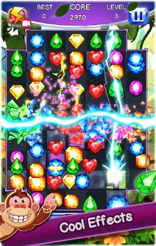 Jewels Bananas Kong screenshot 3