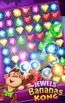 Jewels Bananas Kong screenshot 16