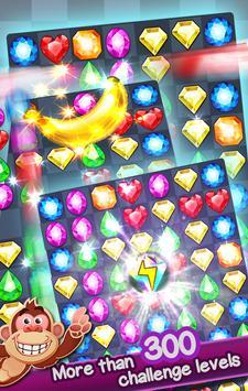 Jewels Bananas Kong screenshot 9