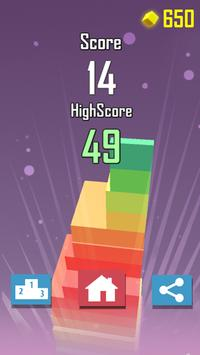 Stack 3D™ | Perfect Tower Tap screenshot 9