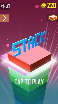Stack 3D™ | Perfect Tower Tap poster