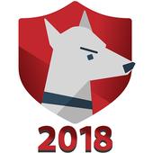 Stop Hackers & Security LogDog icon