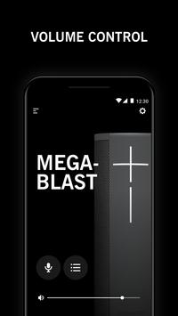 BLAST & MEGABLAST by Ultimate Ears poster