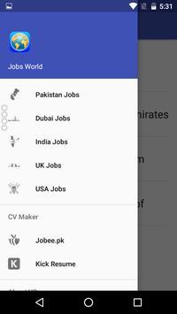 Jobs World poster