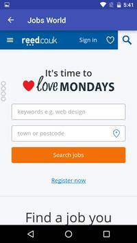 Jobs World apk screenshot
