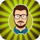 Hair & Beard Editor icon
