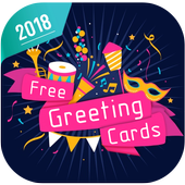 Greeting Cards Maker free icon