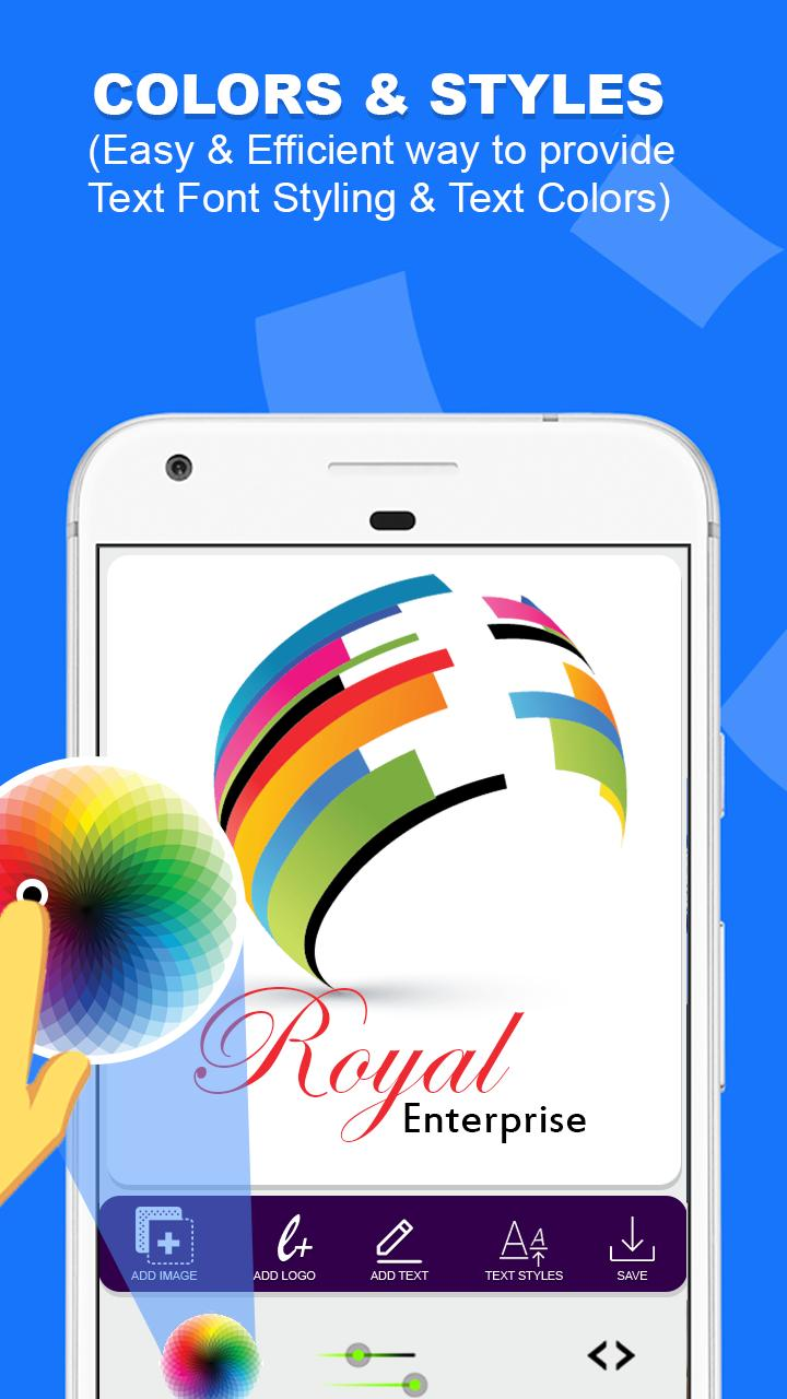 3D Logo Maker Free for Android - APK Download