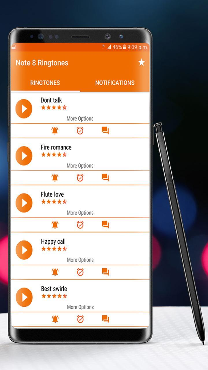 Best Galaxy Note 8 Ringtones Free for Android - APK Download