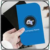 Visiting card Maker 2017 icon