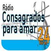 Radio Consagrados para Amar icon