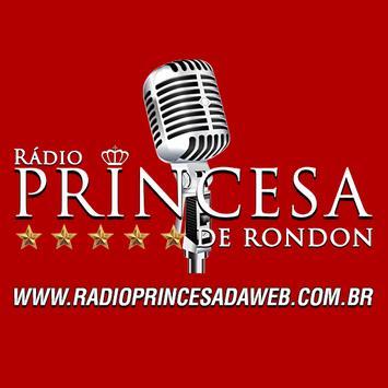 Rádio Princesa de Rondon poster