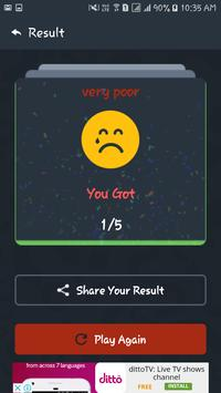 Logical Reasoning Quiz screenshot 5