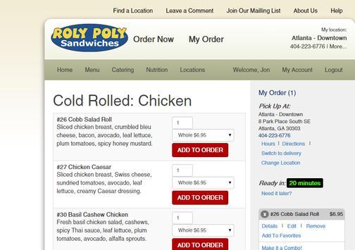 Roly Poly screenshot 10