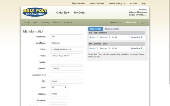 Roly Poly screenshot 7