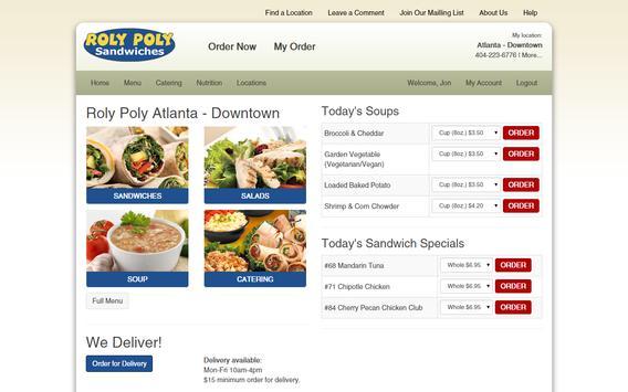 Roly Poly screenshot 5
