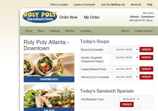 Roly Poly screenshot 8