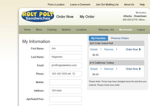 Roly Poly screenshot 9