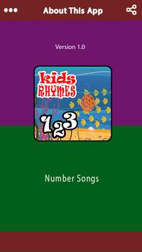 Kids Learning Numbers 123 screenshot 1