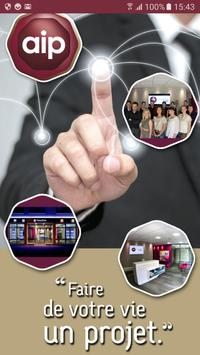 AIP Transaction poster